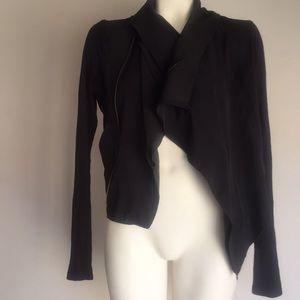 Bar III blazer black